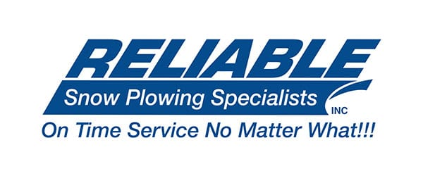 Reliable Snow Plowing Specialists Logo