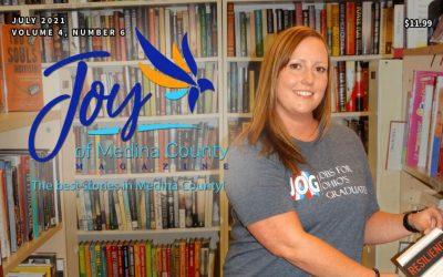 Rachael K. Featured in Joy of Medina County